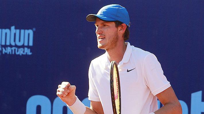 Nicolás Jarry obtiene su primer título del año tras ganar con solvencia a Joao Souza en el Challenger de Medellín