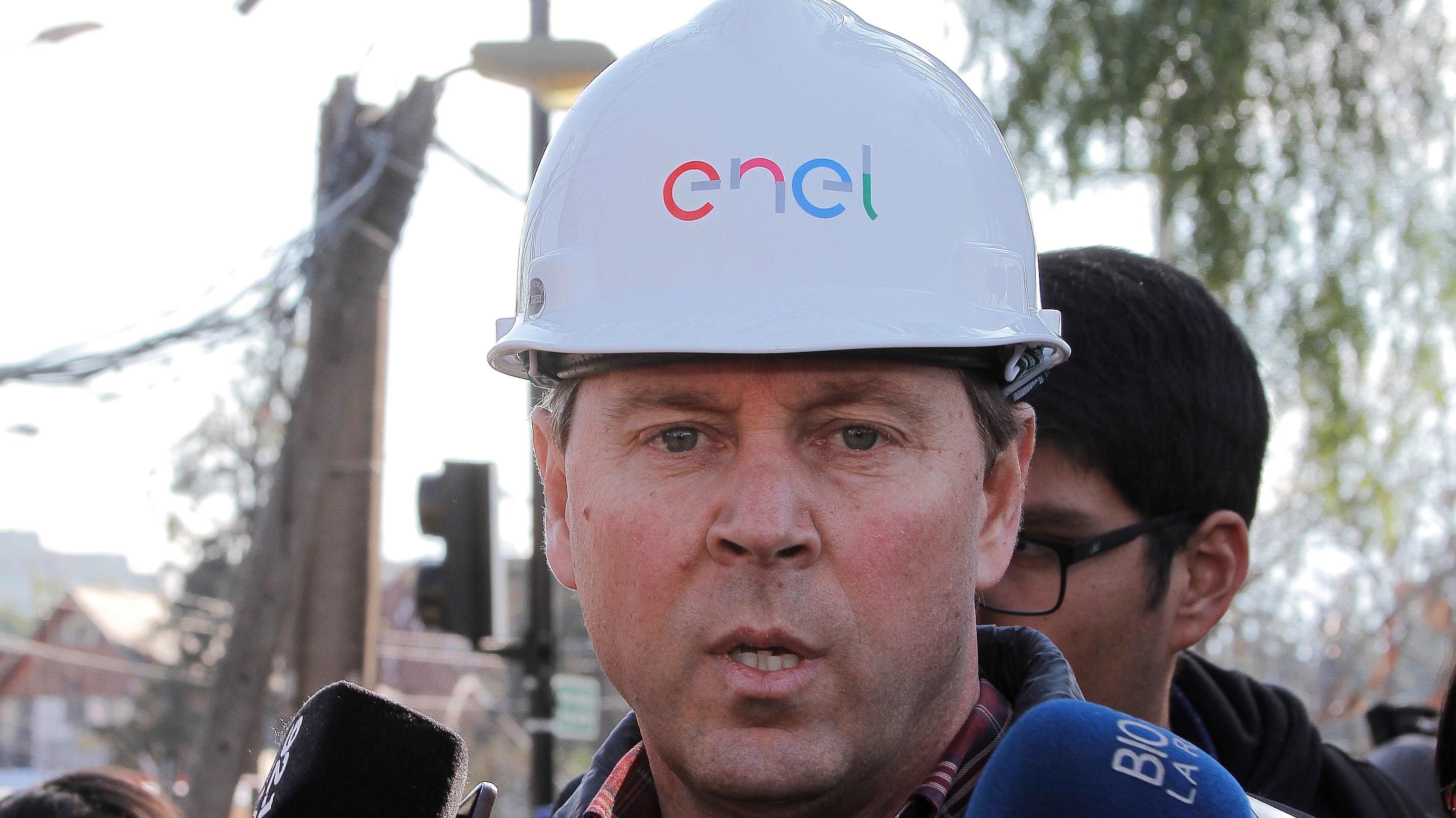 Enel aclara que aún hay 31 mil de sus clientes sin suministro eléctrico