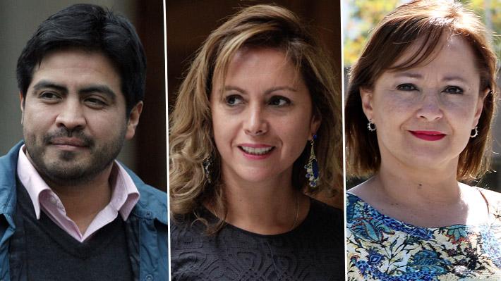 Hernando, Carvajal y Melo: ¿Quiénes son los diputados que Guillier escogió para reforzar la vocería de Cariola?