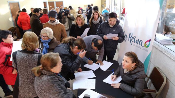 Demanda contra Enel: El despliegue de los municipios para recolectar firmas ante masivo interés de vecinos