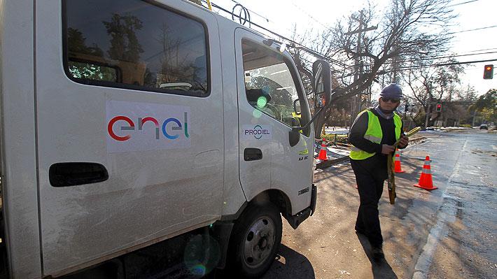 De Chilectra a Enel: Los cambios que ha sufrido la cuestionada distribuidora de energía