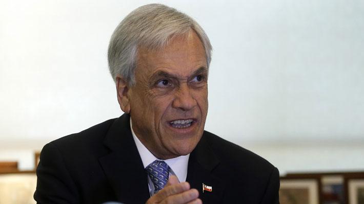 Piñera propone mantener gratuidad en 50% y destinar costo restante a mejorar el Sename y las pensiones
