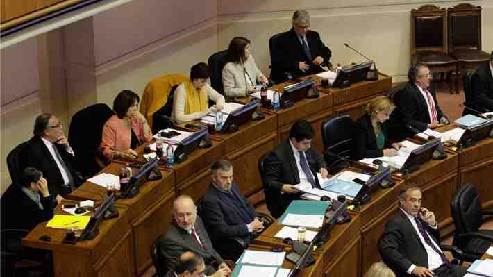 Senado aprueba las tres causales para despenalizar el aborto. ¿Estás de acuerdo con proyecto?