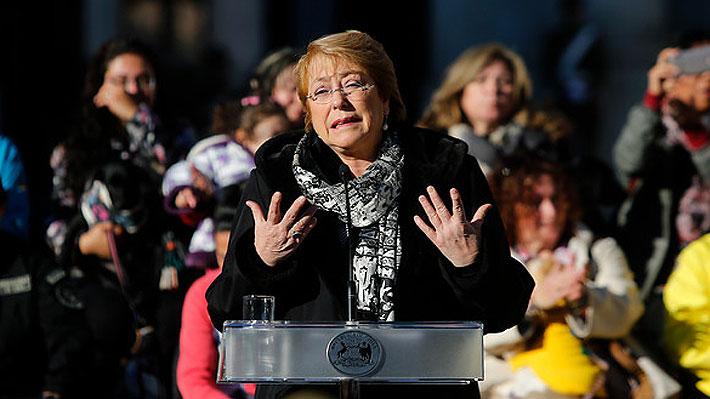 """Tenencia responsable de mascotas: Presidenta Bachelet promulga nueva """"Ley Cholito"""""""