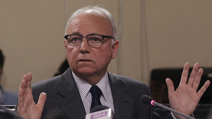 Ex general director de Carabineros declarará como imputado por millonario fraude
