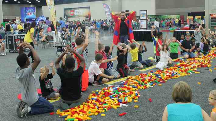 FunFest, el panorama imperdible para los amantes de LEGO