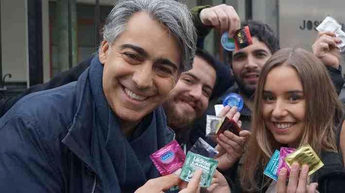 ¿Qué opinas de la propuesta de ME-O para entregar preservativos en colegios desde 1ro medio?
