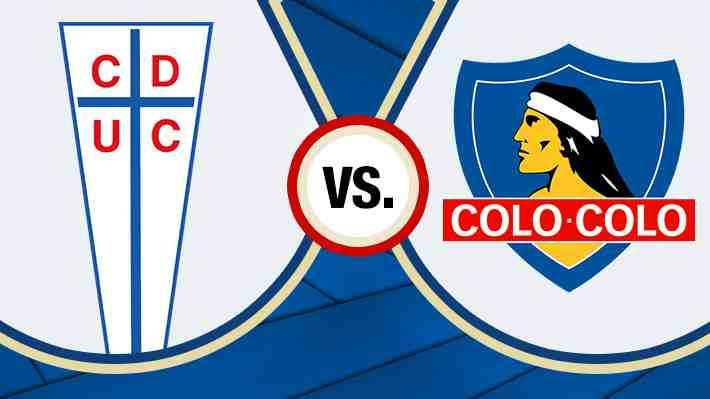 Revisa la goleada de Colo Colo sobre Católica con la que alzó la Supercopa