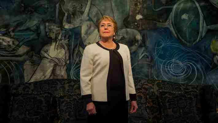 """NY Times advierte de """"eclipse de mujeres"""" en Latinoamérica cuando Bachelet deje el poder. ¿Lo compartes?"""