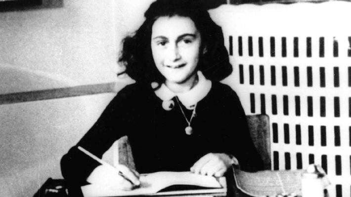 """""""El diario de Ana Frank"""" será adaptada como novela gráfica y llegará a los cines como película"""