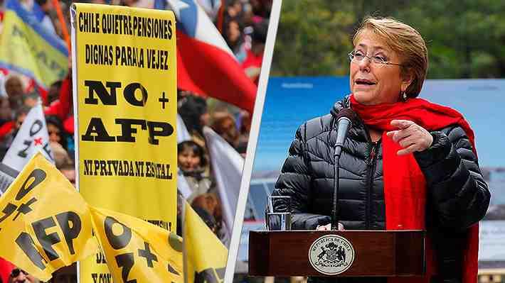 """Frente a frente: Las propuestas de """"No+AFP"""" y las respuestas del Gobierno. ¿Qué piensas?"""