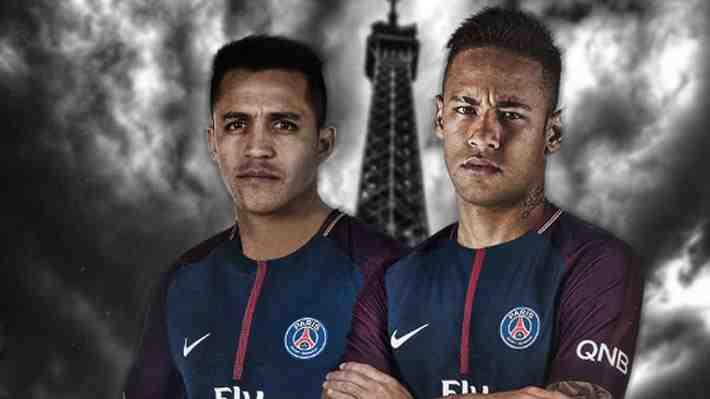 En Francia aseguran que Neymar exigió el fichaje de Sánchez para llegar al PSG. ¿Qué te parece?