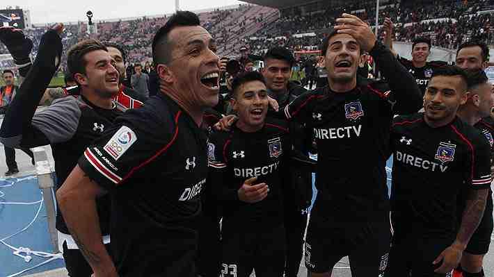 Filtran el canto que Paredes y Colo Colo le dedicaron a la U tras ganar la Supercopa. ¿Qué te parece?