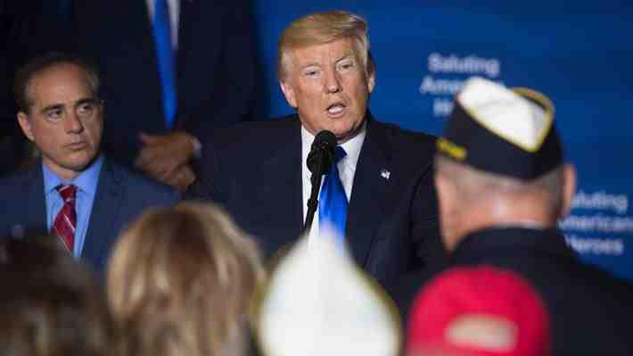 Trump prohíbe que personas transgénero sirvan en las FF.AA. de EE.UU. ¿Estás de acuerdo?