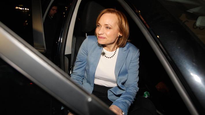 Futuro en suspenso: Carolina Goic aseguró que se tomará unos días para evaluar su candidatura presidencial