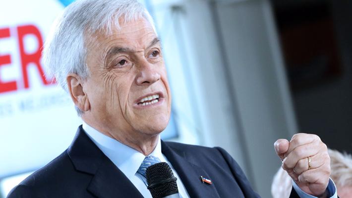 Pensiones: Piñera propone aporte estatal a quienes decidan postergar su edad de jubilación