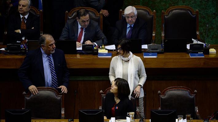 Sólo falta un trámite: Diputados aprueban informe de la comisión mixta por aborto y pasa al Senado
