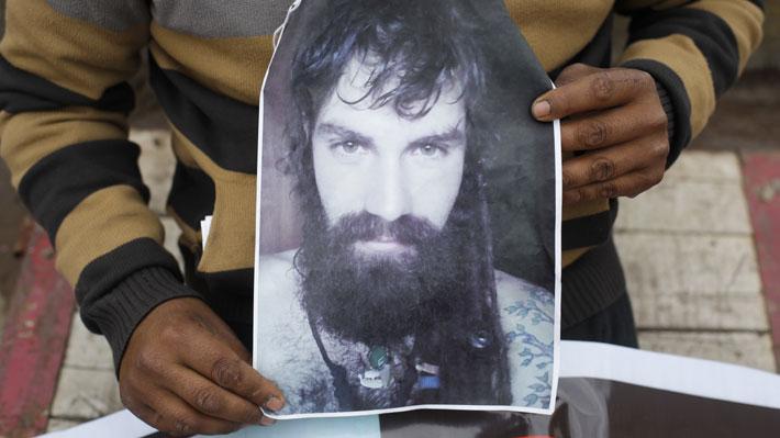 Caso de joven que desapareció en medio de protesta mapuche causa conmoción en Argentina
