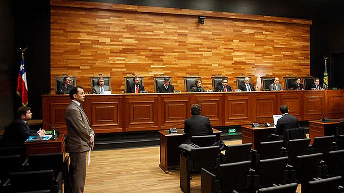 Aborto: Ministros del TC declaran admisible el requerimiento de senadores de Chile Vamos