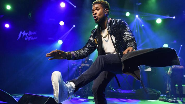 Demandan al cantante Usher por supuesto contagio de enfermedad de transmisión sexual