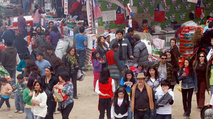 Fiestas Patrias: Santiago mantendrá modalidad de fonda impulsada por administración de Tohá en el Parque O'Higgins