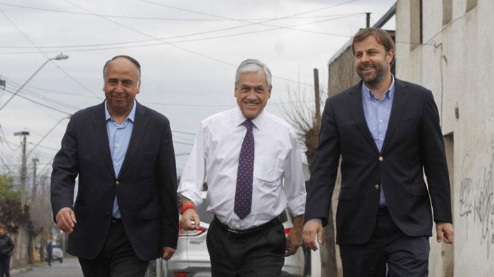 Puente Alto: El inicio del desembarco de Piñera en el bastión de Manuel José Ossandón