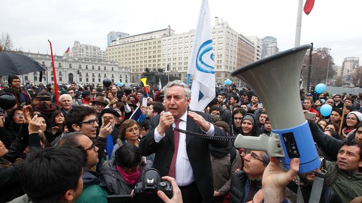 La razón de la arremetida de la U. de Chile para hacer frente al proyecto de universidades estatales