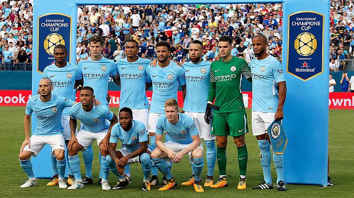 ¡En vivo! Con Bravo en la banca, el City venció al Brighton en su debut en la Premier League