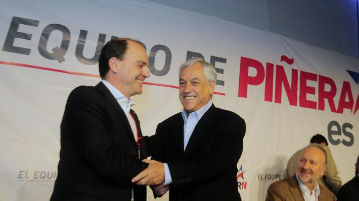 RN secunda a Evópoli y se inclina por arbitraje de Piñera en listas parlamentarias