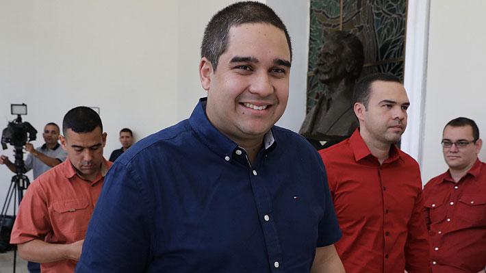 """Hijo de Maduro responde a amenaza de intervención militar de EE.UU. en Venezuela: """"Nos tomaríamos la Casa Blanca"""""""