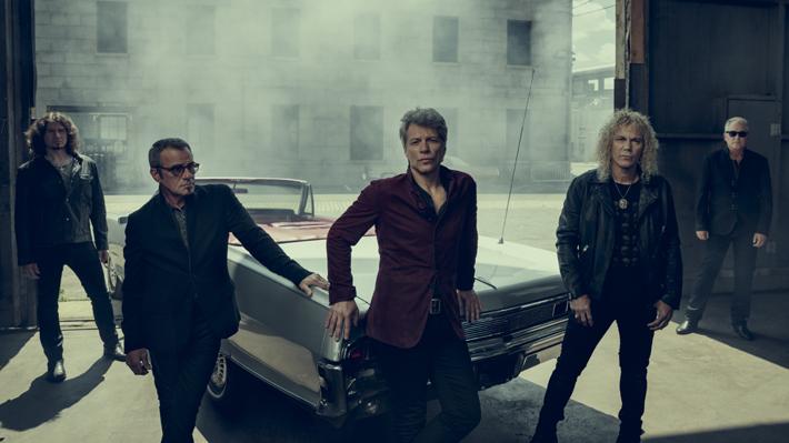 """Baterista de Bon Jovi y su próxima presentación en Chile: """"Estoy muy entusiasmado, llevaremos un gran show"""""""