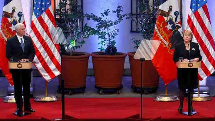 Chile rechaza solicitud de EE.UU. de romper relaciones con Corea del Norte. ¿Estás de acuerdo?
