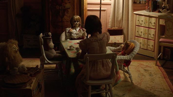 """""""Annabelle 2: La creación"""": Más de lo mismo, pero en un interesante universo expandido"""