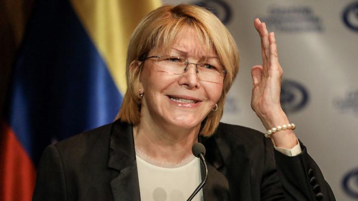 Constituyente venezolana avanza contra la ex fiscal general y su esposo