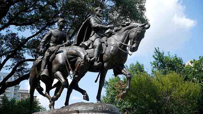 ¿Historia o elementos de división? ¿EE.UU. debe acabar con los símbolos confederados?