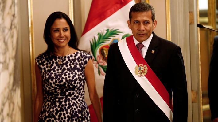Ex Presidente peruano Humala y su esposa recurren a la Corte Suprema para anular su encarcelamiento