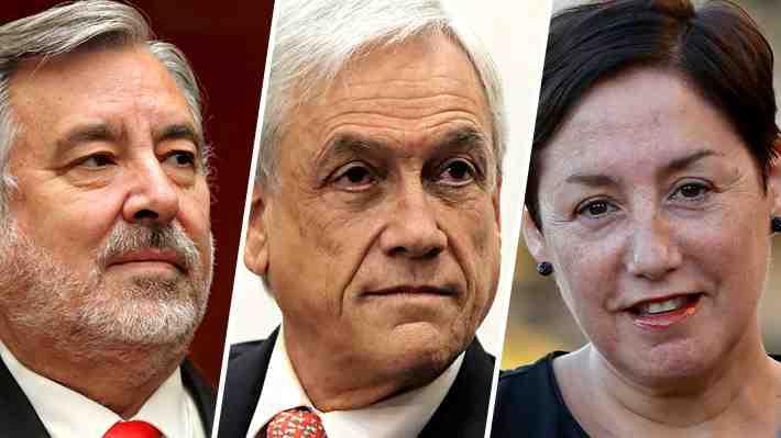 Guillier y Sánchez retroceden, mientras Piñera sube en encuesta. ¿Qué te parece el movimiento de los candidatos?
