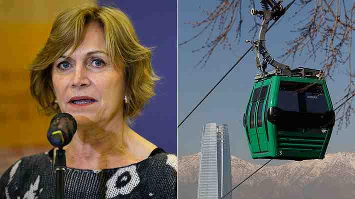 Juicio al proyecto Teleférico Bicentenario al que Matthei se opone. ¿Estás de acuerdo?