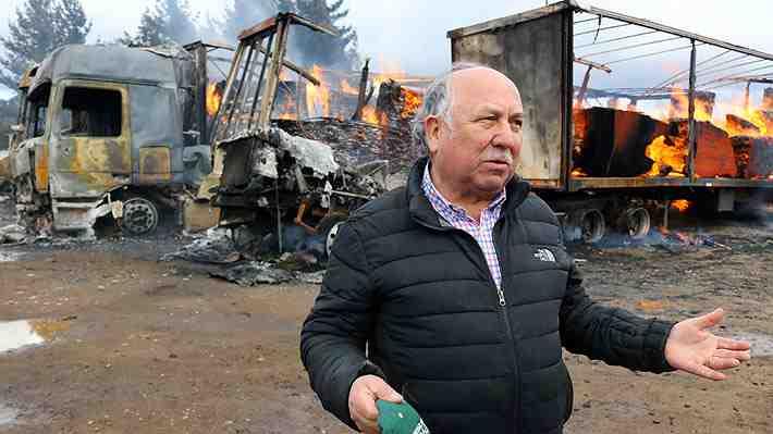 Transportistas habrían advertido a policías sobre lugar de quema de camiones. ¿Cómo lo ves?