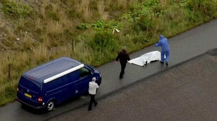 Confirman que restos encontrados en costa danesa pertenecen a la periodista sueca que murió en un submarino