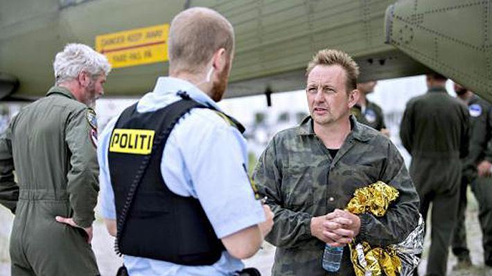 Peter Madsen, el inventor danés implicado en la muerte de una periodista sueca en su submarino