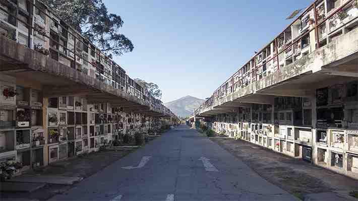 [VIDEO 360°] Cementerio General, un imperdible de Santiago si eres amante de la arquitectura