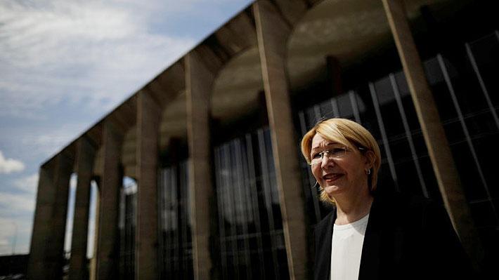 Luisa Ortega Díaz, ex fiscal general de Venezuela, compara el país con la dictadura argentina de los 70