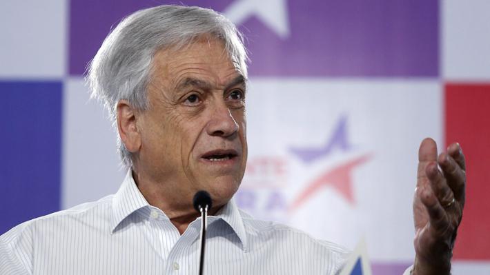 """Piñera por matrimonio igualitario: """"No debe haber discriminación, pero hay que respetar la esencia"""" de esa institución"""