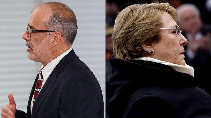 La cronología de la polémica por Dominga que terminó con la desautorización de Bachelet a Valdés