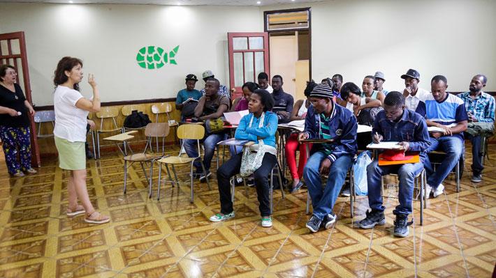 Desde hoy se reconocerán estudios de ciudadanos haitianos en Chile
