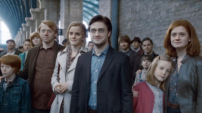 """""""19 años después"""": Hoy se cumple la fecha del epílogo final de """"Harry Potter"""""""