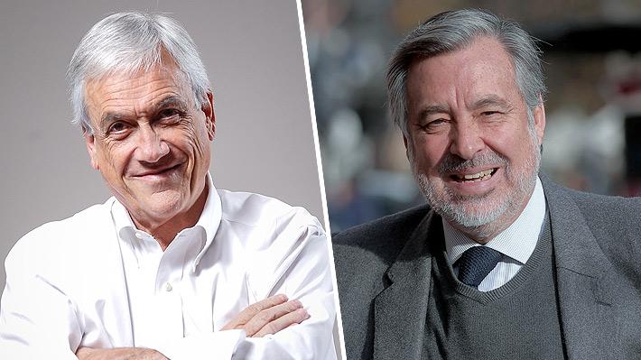 CEP: Piñera lidera intención de voto en primera vuelta y dobla a Alejandro Guillier
