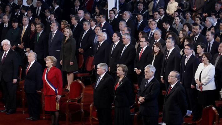Las reacciones de los presidenciables tras el controvertido Te Deum Evangélico