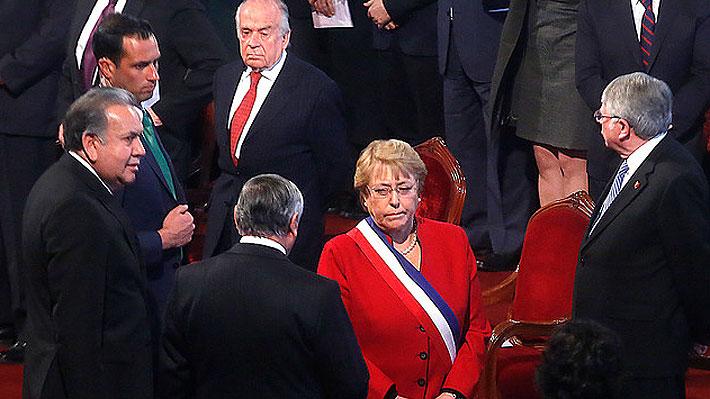 "Obispo Eduardo Durán tras Tedeum evangélico: ""La Presidenta me dijo que 'esto es un abuso'"""